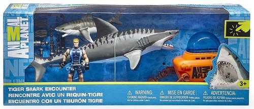 Animal Planet Tiger Shark Encounter Playset