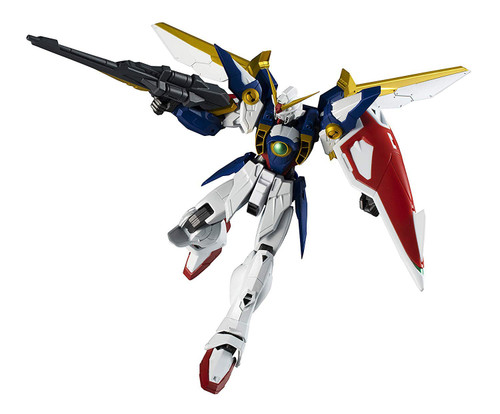 Mobile Suit Gundam Wing Gundam Universe XXXG-01W Wing Gundam Action Figure