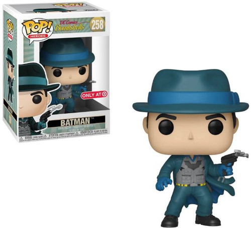 Funko DC Bombshells POP! Heroes Batman Exclusive Vinyl Figure #258 [Bombshells Box]