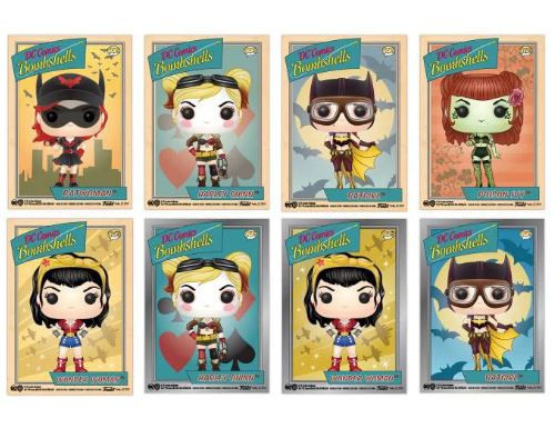 Funko DC Bombshells Exclusive Trading Card Pack [Bombshells Box]