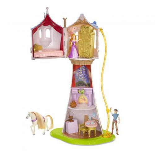 Disney Tangled Rapunzel's Magical Tower Playset
