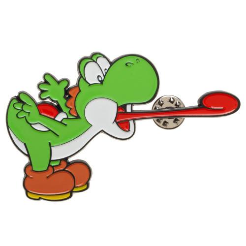 Super Mario Yoshi 3-Inch Large Enamel Lapel Pin