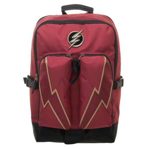 DC The Flash Double Pocket Backpack