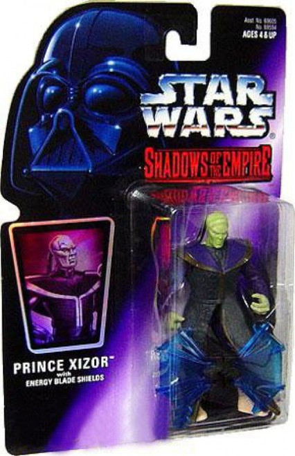 Star Wars Expanded Universe Power of the Force POTF2 Shadows of the Empire Prince Xizor Action Figure