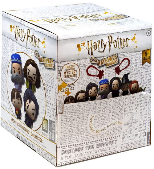 Harry Potter Backpack Buddies Mystery Box [24 Packs]
