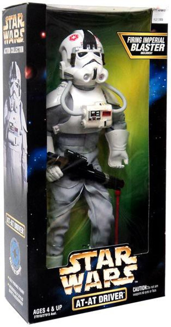 Star Wars The Empire Strikes Back Action Collection AT-AT Driver Action Figure