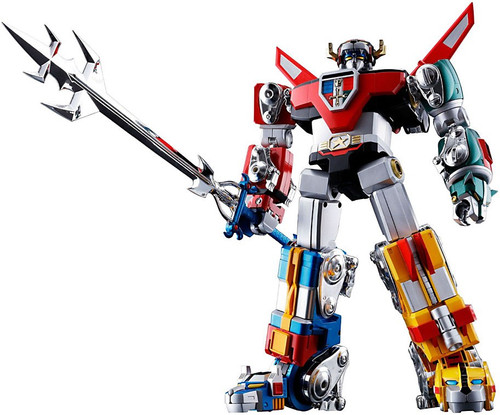 Soul of Chogokin Voltron Action Figure GX-71 [Defender of the Universe]
