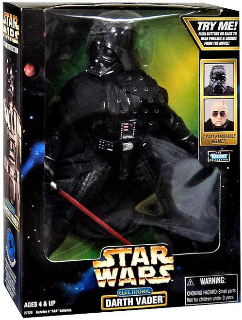 Star Wars Empire Strikes Back The Kenner Collection Darth Vader Action Figure [Electronic]