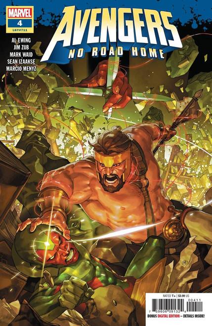 Marvel Comics Avengers: No Road Home #4 of 10 Comic Book