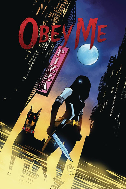 Dynamite Entertainment Obey Me #0 Comic Book