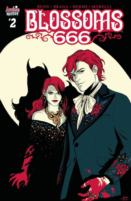 Archie Comic Publications Blossoms 666 #2 Comic Book [Mok Cover B]
