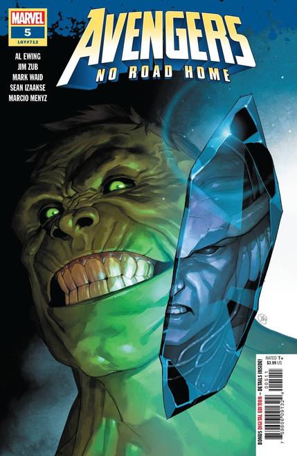 Marvel Comics Avengers: No Road Home #5 of 10 Comic Book