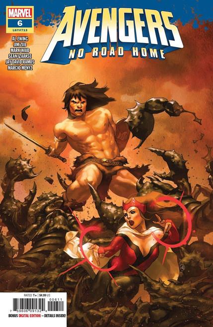Marvel Comics Avengers: No Road Home #6 of 10 Comic Book