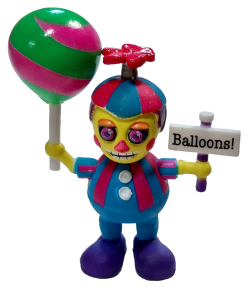 Funko Five Nights at Freddy's Blacklight Balloon Boy 2-Inch Vinyl Mini Figure [Loose]