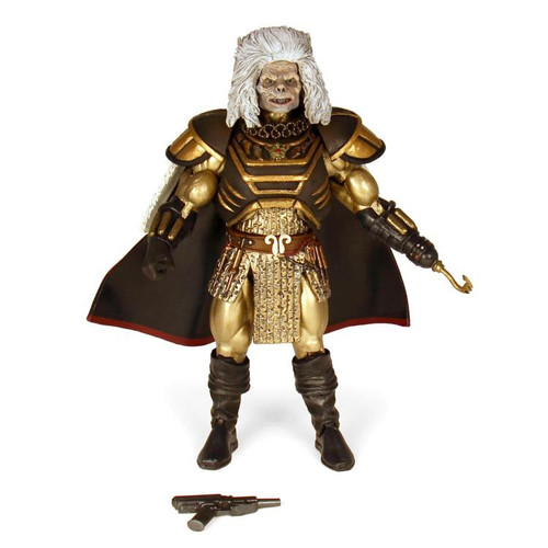 Masters of the Universe William Stout Collection Karg Deluxe Action Figure [Collector's Choice]