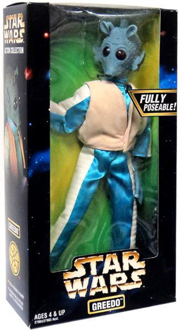 Star Wars A New Hope Aciton Collection Greedo Action Figure