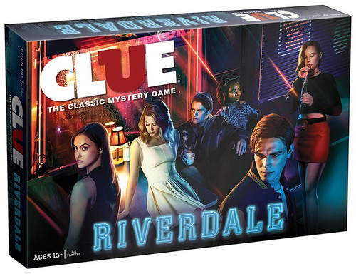 Clue Riverdale
