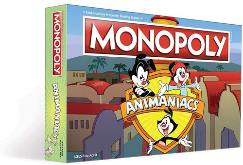 Monopoly Animaniacs