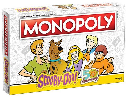 Monopoly Scooby-Doo!