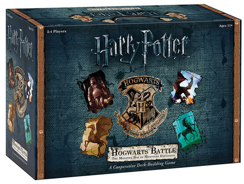 Harry Potter Hogwarts Battle The Monsters Box of Monsters Expansion