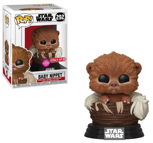 Funko Return of the Jedi POP! Star Wars Baby Nippet Exclusive Vinyl Bobble Head #292
