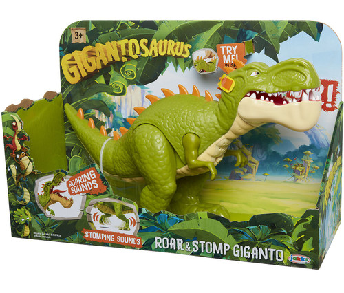 Gigantosaurus Roar & Stomp Giganto Action Figure