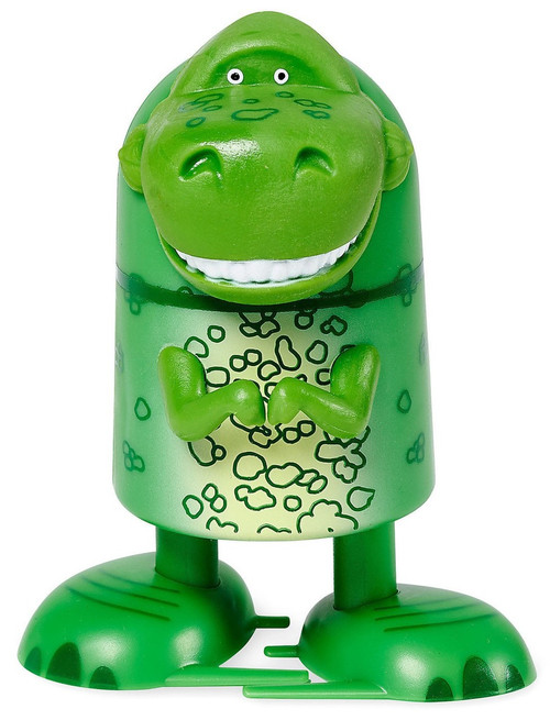 Disney Toy Story Shufflerz Rex Exclusive Walking Figure