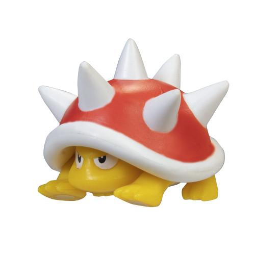 World of Nintendo Super Mario Wave 19 Spiny 2.5-Inch Mini Figure