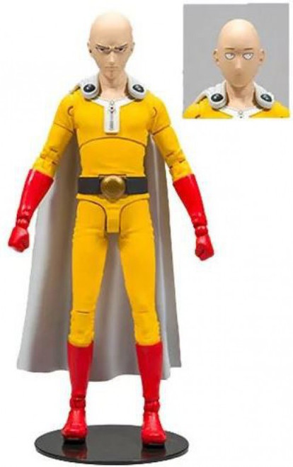 McFarlane Toys One Punch Man Saitama Action Figure