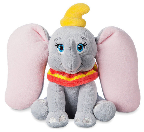 Disney Dumbo Exclusive 6.5-Inch Bean Bag Plush