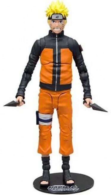 McFarlane Toys Naruto Shippuden Naruto Uzumaki Action Figure [Version 2]