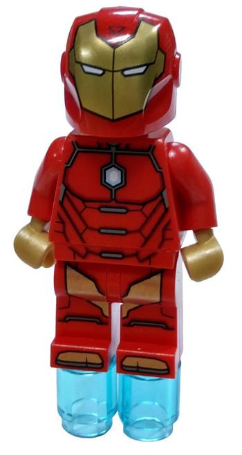 LEGO Marvel Super Heroes Invincible Iron Man Minifigure [Loose]