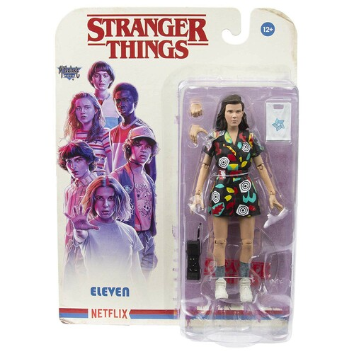 McFarlane Toys Stranger Things Series 4 Eleven Action Figure