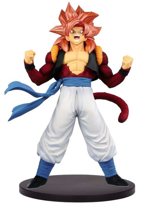 Dragon Ball GT Blood of Saiyans Super Saiyan 4 Gogeta 7.9-Inch Collectible PVC Figure Vol.5 [Special Version]