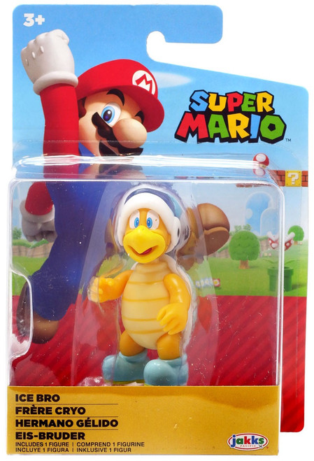 World of Nintendo Super Mario Wave 20 Ice Hammer Bros 2.5-Inch Mini Figure