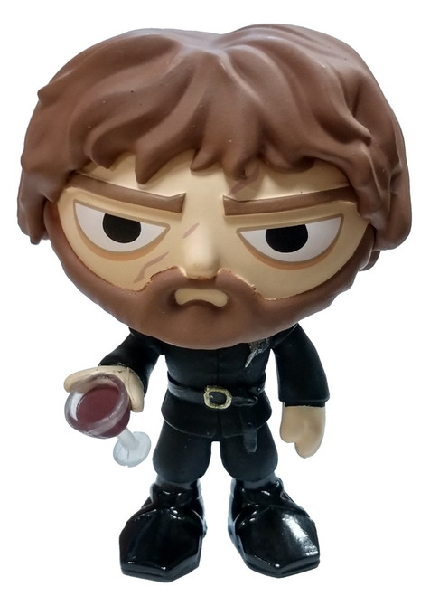 Funko Game of Thrones Series 4 Tyrion Lannister 1/6 Mystery Minifigure [Dragonstone Loose]