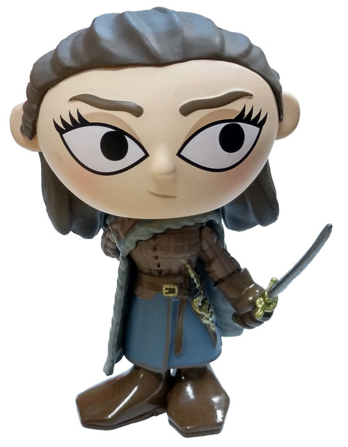 Funko Game of Thrones Series 4 Arya Stark 1/12 Mystery Minifigure [Return to Winterfell Loose]
