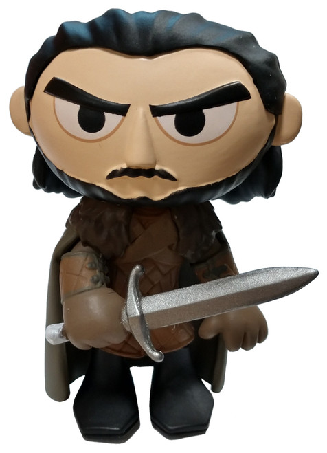 Funko Game of Thrones Series 4 Jon Snow 1/6 Mystery Minifigure [King in the North Loose]