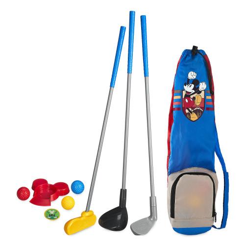 Disney Mickey Mouse Mouse-Ka Golf Set Exclusive