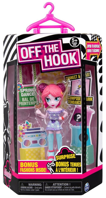 Off the Hook Spring Dance Alexis Mini Doll