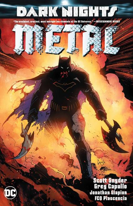 DC Dark Nights Metal Trade Paperback Comic Book