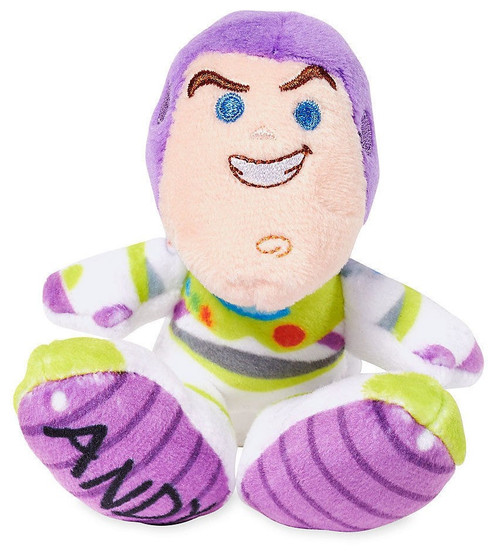Disney Toy Story Tiny Big Feet Buzz Lightyear Exclusive 4-Inch Micro Plush