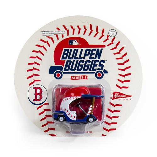 MLB Bullpen Buggies Boston Red Sox Vehicle