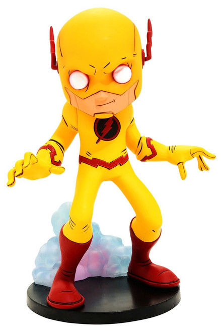 DC Artist Alley The Flash Exclusive 6.6-Inch PVC Collector Statue [Cris Uminga, First-Appearance Villain Variant]
