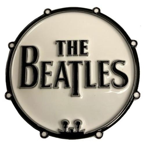 The Beatles Drum Head Bottle Opener