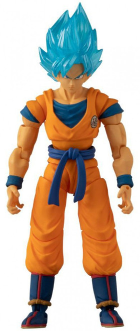 Dragon Ball Super Dragon Ball Evolve Series 1 Super Saiyan Blue Goku Action Figure