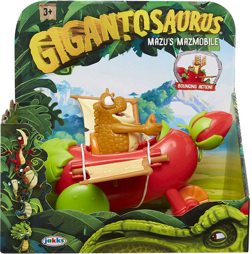 Gigantosaurus Mazu's Mazmobile Vehicle