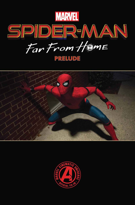 Marvel Spider-Man Far From Home Prelude #1 of 2 Comic Book