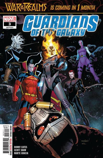 Marvel Comics Guardians of the Galaxy #3 Comic Book