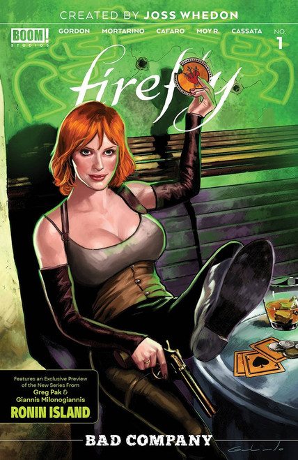 Boom Studios Firefly Bad Company #1 Comic Book